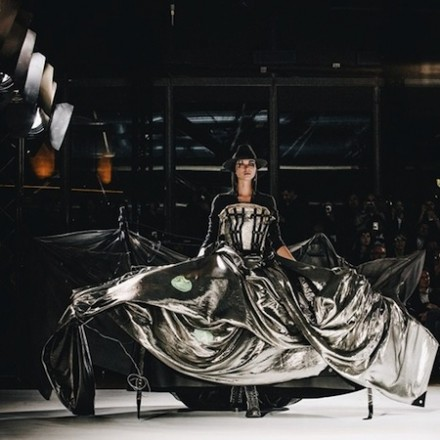 Paris Fashion Week FW15 – Yohji Yamamoto