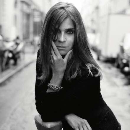 Carine Roitfeld for Uniqlo