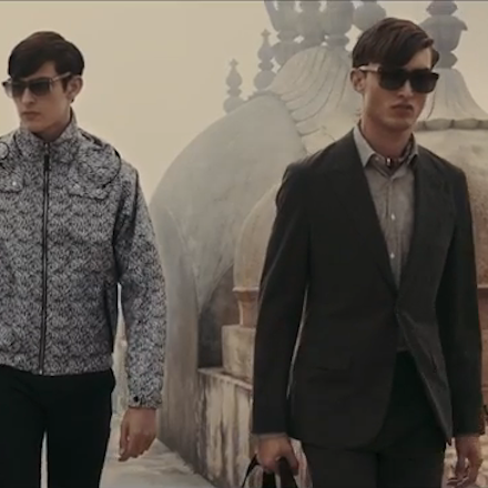 Louis Vuitton Men's Spring 2015 Collection