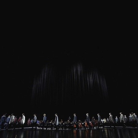 Dior Homme Winter 2015|2016 Guangzhou Repeat Show [video]