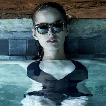 La vidéo The Swimmer de Gucci Eyewear