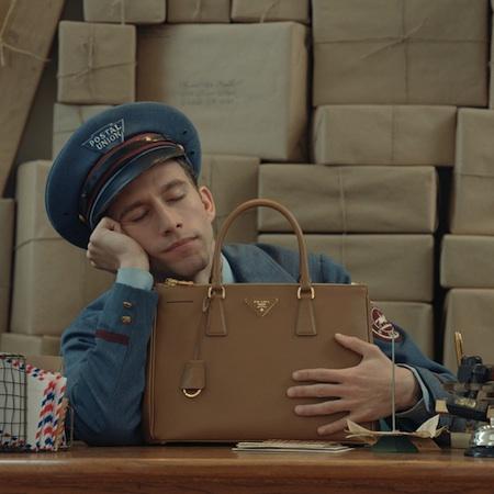 THE POSTMAN, Prada 'The Postman Dreams' [video]
