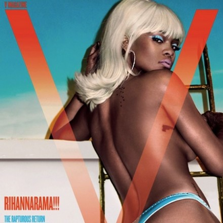 Rihanna for V Magazine Summer 2015