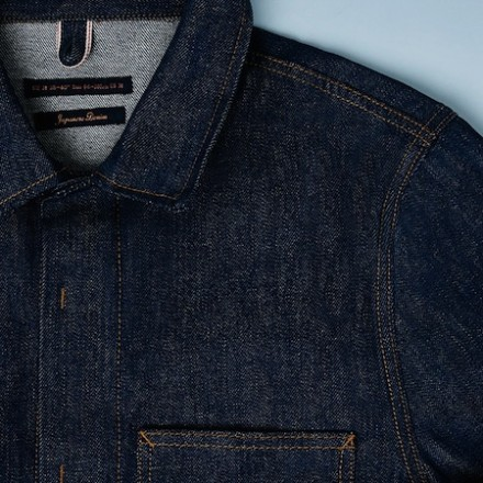 TOPMAN Launch Japanese Selvedge Denim