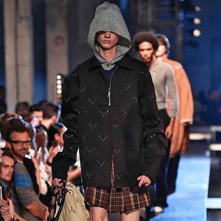 Paris Fashion Week: Men SS16 – Raf Simons