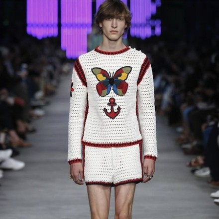 Milan Fashion Week: Men SS16 – GUCCI