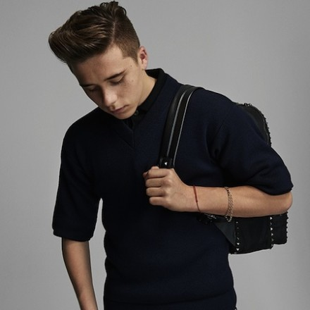 Brooklyn Beckham for Rollacoaster