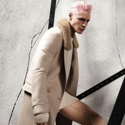 Versace FW15 Campaign