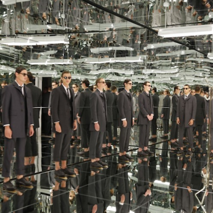 NY Fashion Week: Men SS16 – Thom Browne