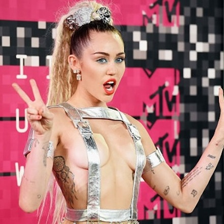 Miley Outfits for MTV VMA
