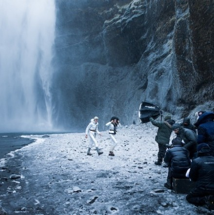 Moncler FW15 Campaign Video No Logo
