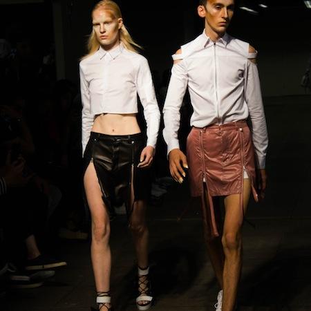 NY Fashion Week SS16 – Hood by Air