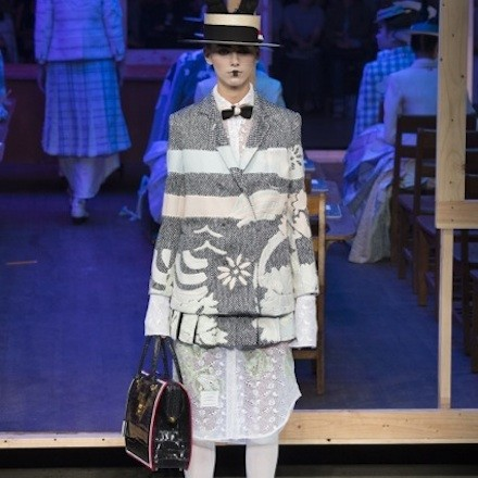 NY Fashion Week SS16 – Thom Browne