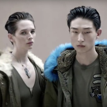 Diesel FW 2015 Brand Video Military