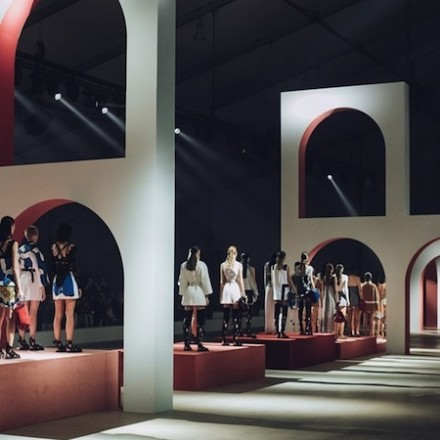 Paris Fashion Week SS16 – KENZO