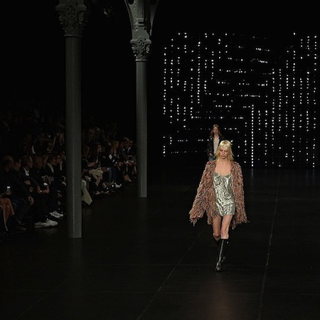 Paris Fashion Week SS16 – Saint Laurent
