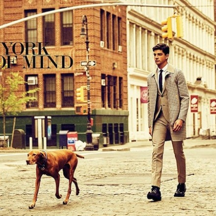 GQ Japan – A New York State of Mind