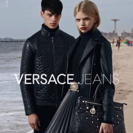 Versace Jeans FW 2015 Campaign