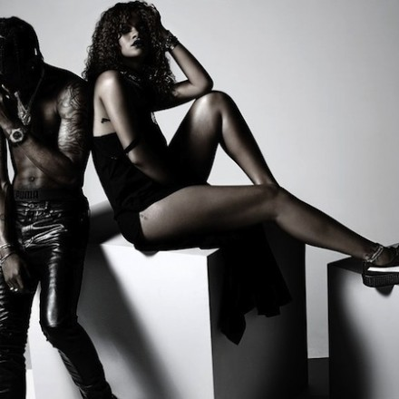PUMA: CREEPER BY RIHANNA FIRST TEASER