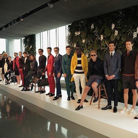 NY Fashion Week: Men SS16 – Tommy Hilfiger