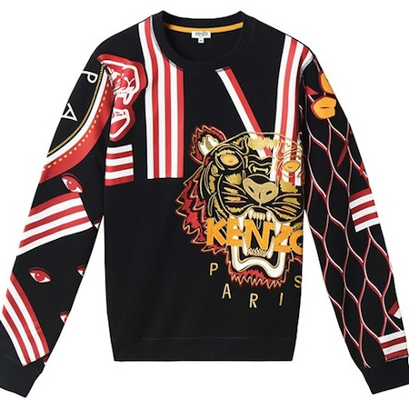 """Kenzo """"Chinese New Year"""" Capsule Collection"""