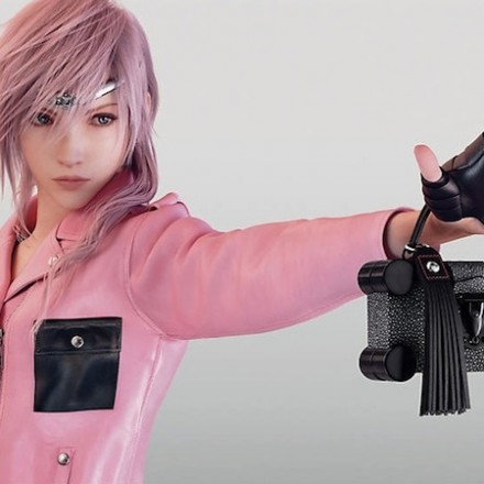 Louis Vuitton's newest face is a video game character