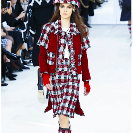 Paris Fashion Week FW16 – Chanel
