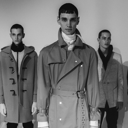 NY FASHION WEEK: MEN FW16 – EDMUND OOI