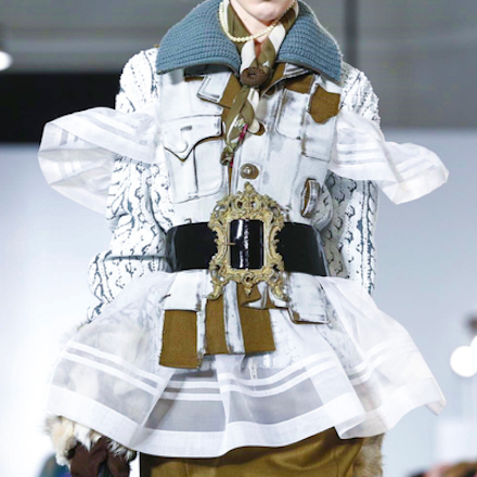 Paris Fashion Week FW16 – MAISON MARGIELA