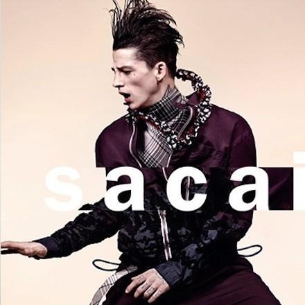 Sacai SS16 Campaign