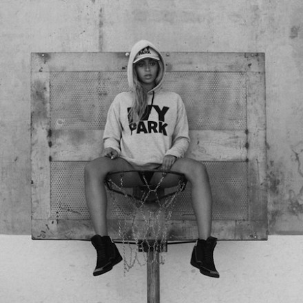 IVY PARK SS16 – Beyoncé 'Where is your park'
