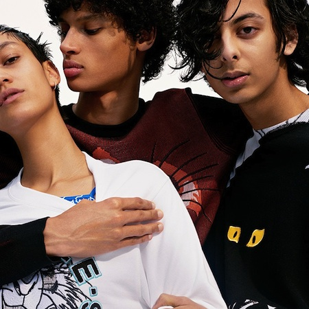 """KENZO x Disney """"The Jungle Book"""" Collection"""