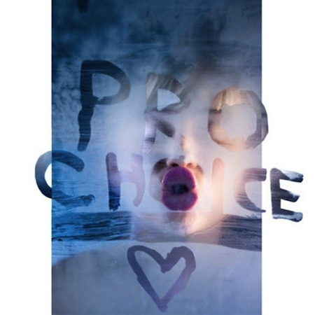 Miley Cyrus x Marilyn Minter for Planned Parenhood