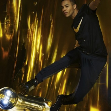 Nike x Olivier Rousteing: The video