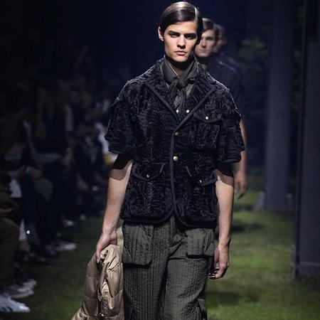 Milan Fashion Week: Men SS17 – Moncler Gamme Bleu