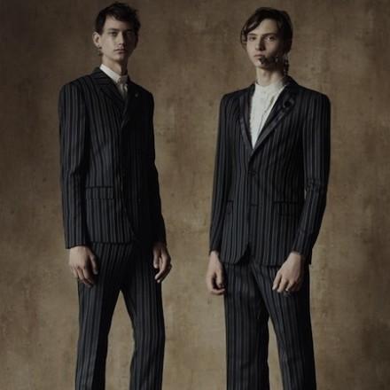 Alexander McQueen SS17 Menswear Lookbook