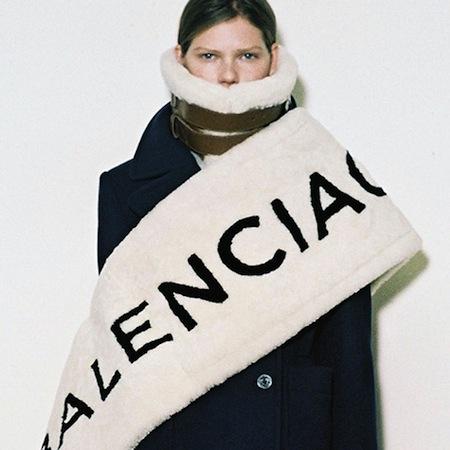 BALENCIAGA PRE FALL 2016