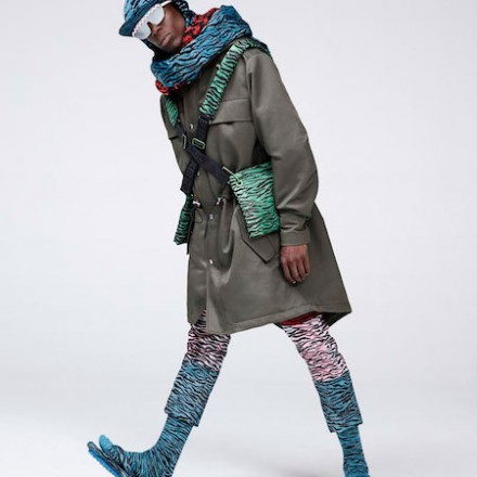 KENZO x H&M the first  looks