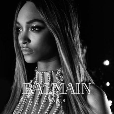 Balmain FW16 Campaign