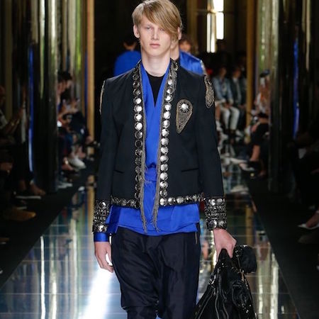 Paris Fashion Week: Men SS17 – Balmain