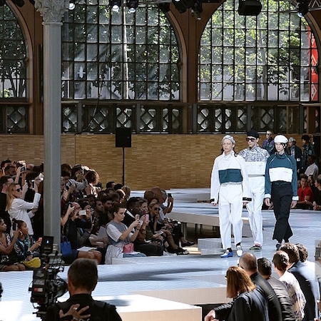 Paris Fashion Week: Men SS17 – kenzo