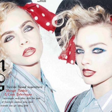 Margot Robbie & Cara Delevingne – LOVE
