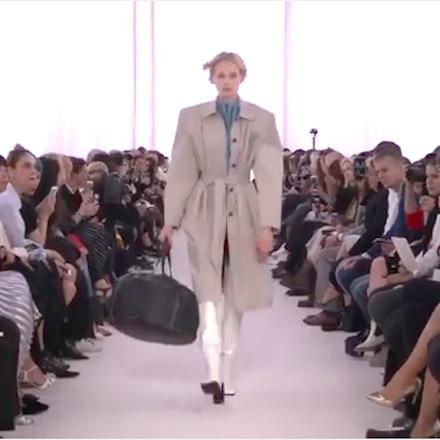 Paris Fashion Week SS17 – Balenciaga