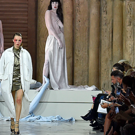Paris Fashion Week SS17 – KENZO