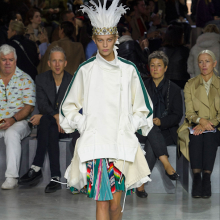 Paris Fashion Week SS17 – SACAI