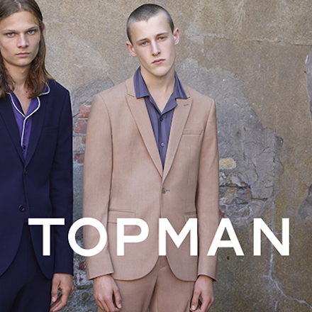 TOPMAN CHRISTMAS CAMPAIGN | DIRECTED BY GOSHA RUBCHINSKIY