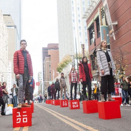 UNIQLO Denver Block Party