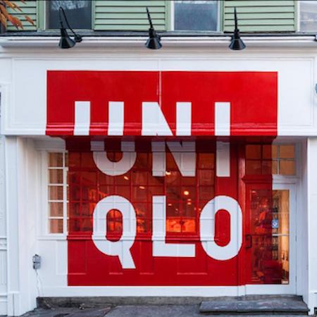 UNIQLO POPUP – WILLIAMSBURG