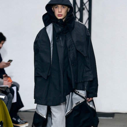 Paris Fashion Week: Men FW17 – Facetasm