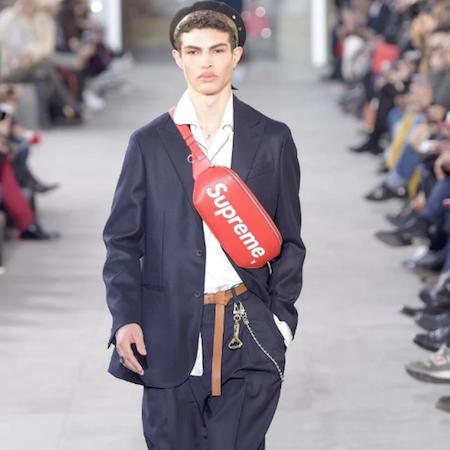 Paris Fashion Week: Men FW17 – Louis Vuitton